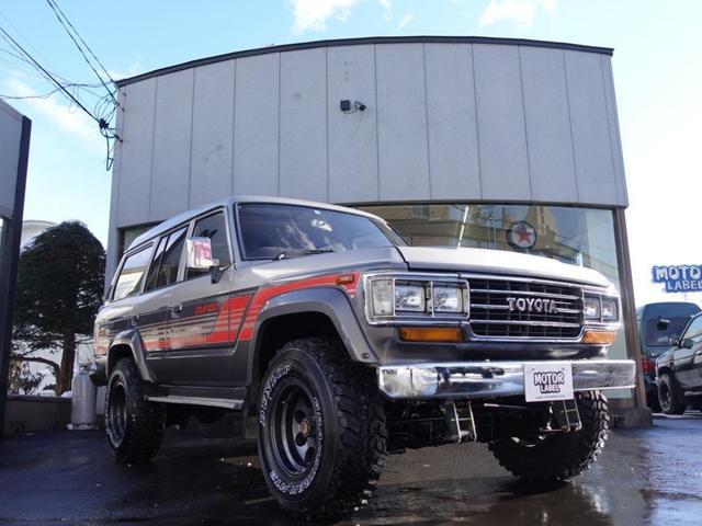 トヨタ VX 4WD ハイリフト