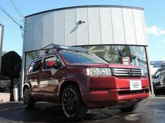 クロスロード18X 4WD VSA ヤキマルーフラック 新品マッドタイヤ