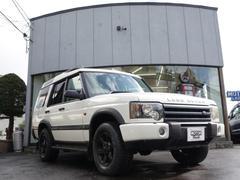 ランドローバー ディスカバリーSE 4WD ハーフレザーシート 5人乗車登録可能