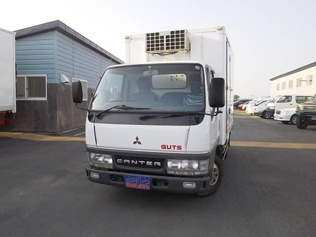 三菱ふそう ガッツ 冷蔵冷凍車 1.5t