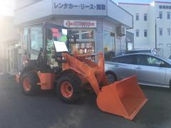 日本日立 ホイールローダー 除雪仕様 ZW30−5B