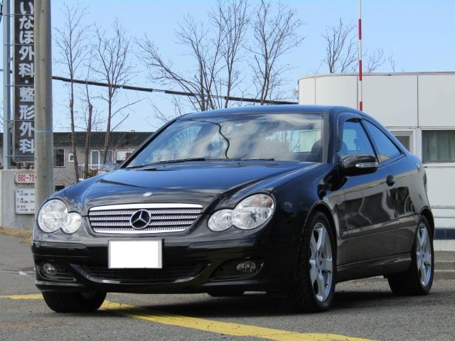 MERCEDES BENZ C CLASS SPORTS COUPE