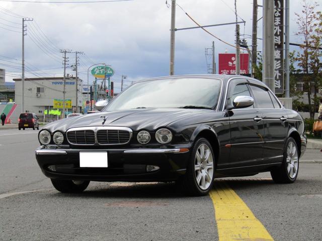 ジャガー XJ8  V8 3500cc
