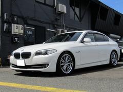 BMW528i 黒革 19インチAW