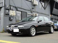 アルファ1562.5 V6 24V  6速MT GTAルック 黒革