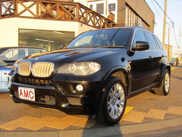BMW 3.0si Mスポーツパッケージレザー 7人乗 純正19AW