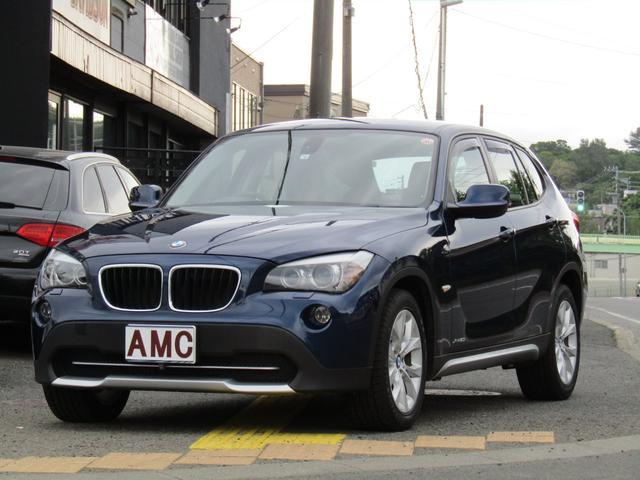 BMW X1 xDrive 20i 4WD HDDナビ・地デジ 本州仕入れ