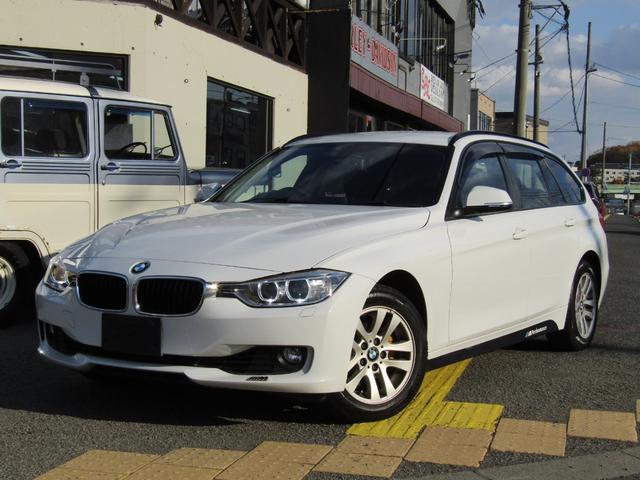 BMW 320i xDriveツーリング 4WD 新品19AW&タイヤ スタッドレスタイヤ16AWほぼ新品未使用品 純正HDDナビ・バックカメラ・ETC パワーバックドア スマートアドバンスドキー プッシュスタート アイドリングストップ