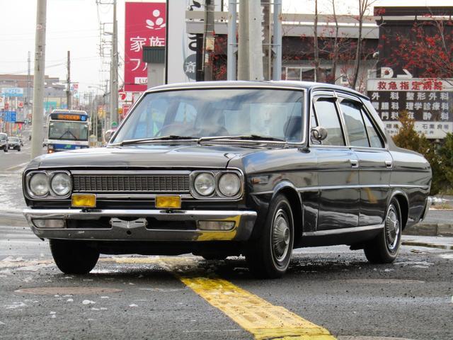 日産 セドリック  セドリック カスタム6 130 L型2000 後期