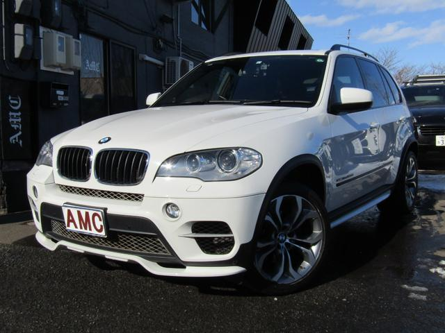 BMW X5 xDrive 35dブルーパフォーマンス ダイナミックスポーツパッケージ 本州仕入車 クリーンディーゼル パノラマサンルーフ XDriveナビ・地デジ・バックカメラ・ミラーETC ヘッドアップディスプレイ コンフォートアクセス パワーゲート