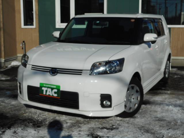 トヨタ 1.8S エアロツアラー 4WD サンルーフ ナビTV