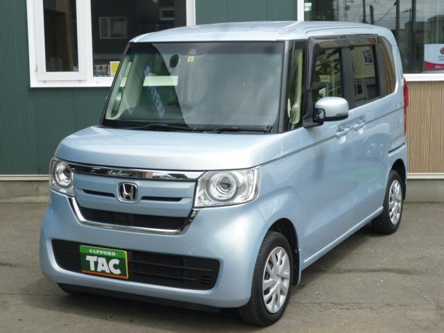 N-BOX G・Lホンダセンシング 4WD ナビTV ドラレコ 左パワスラ