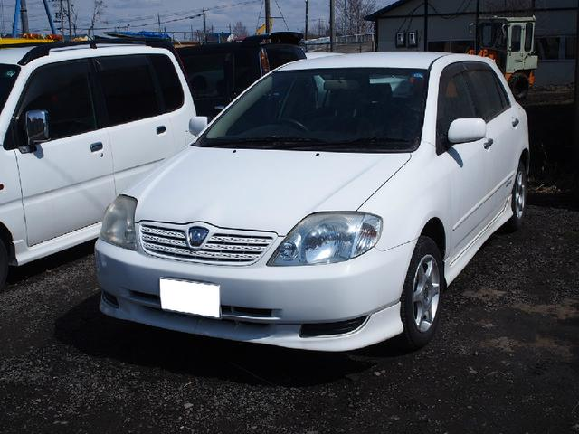 トヨタ XS150 4WD