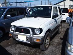 パジェロミニXR−II 4WD オーディオ