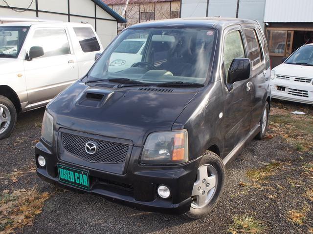 マツダ RR 4WD  ナビTV シートヒーター