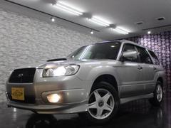 フォレスターXTターボ エアロ 地デジナビTV 4WD キセノン