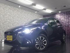 デミオXD セーフティPK 純正ナビTV 4WD LED クルコン
