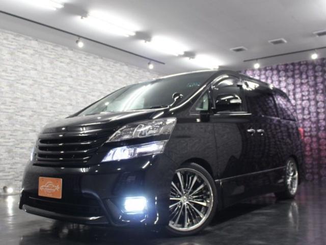 トヨタ 3.5Z プラチナS ナビTV 4WD 外20AW キセノン
