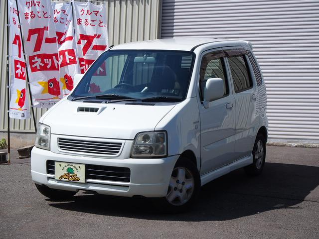スズキ ワゴンR RR-Sリミテッド ターボ 4WD