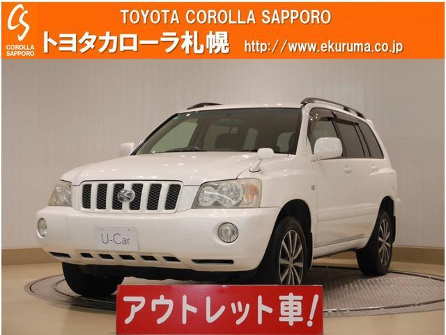 トヨタ FOUR Sパッケージ 4WD
