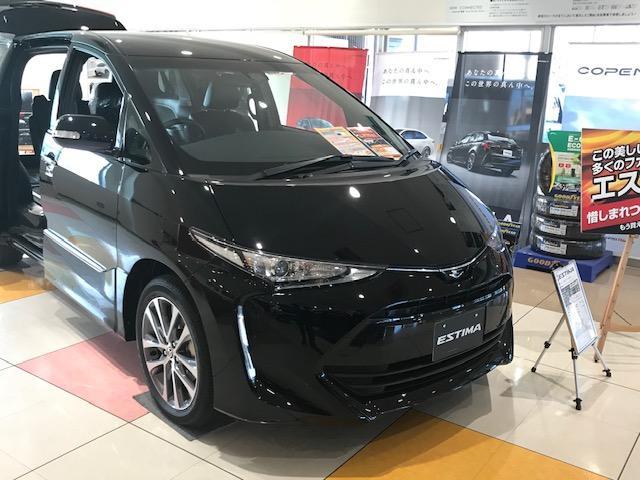 トヨタ アエラス プレミアム メーカーオプション付