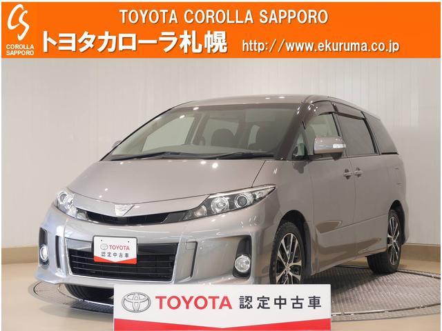 トヨタ アエラス 4WD HDDナビ・バックモニター付