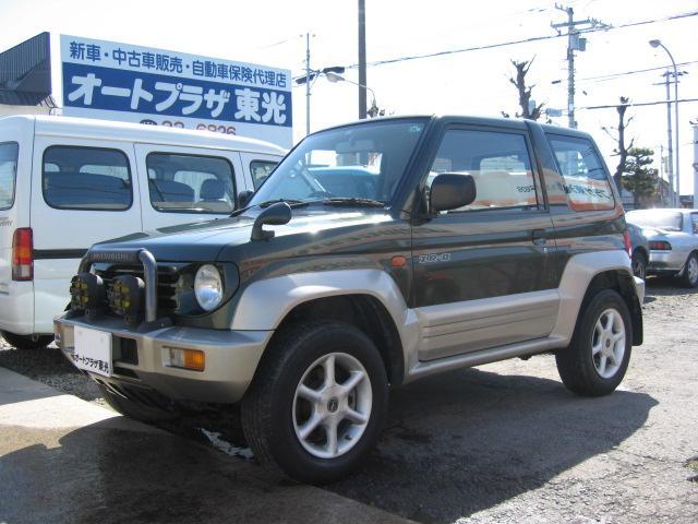 三菱 ZR-II 4WD タイベル交換済