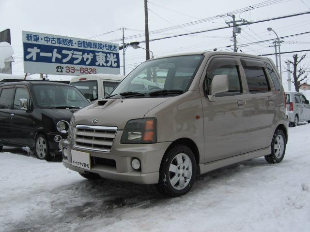 スズキ RR-SWT 4WD エンスタ 新品冬タイヤ付