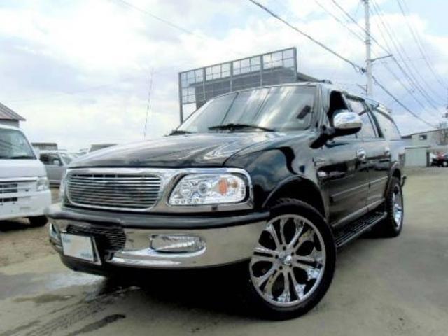 フォード AWD5.4本革 バネサス 22AW LEDテール マフラー