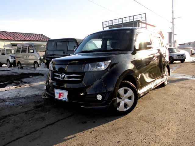 トヨタ 4WD 1.3S エアロ キーレス HID