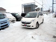 ステップワゴン4WD 2.0G 両側電動 ナビ バックカメラ 夏冬タイヤ付
