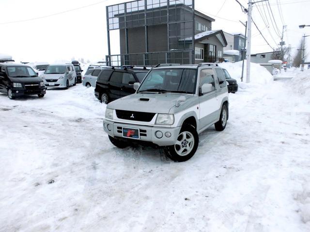 三菱 4WD アニバーサリーリミテッドVRターボ 特別限定車