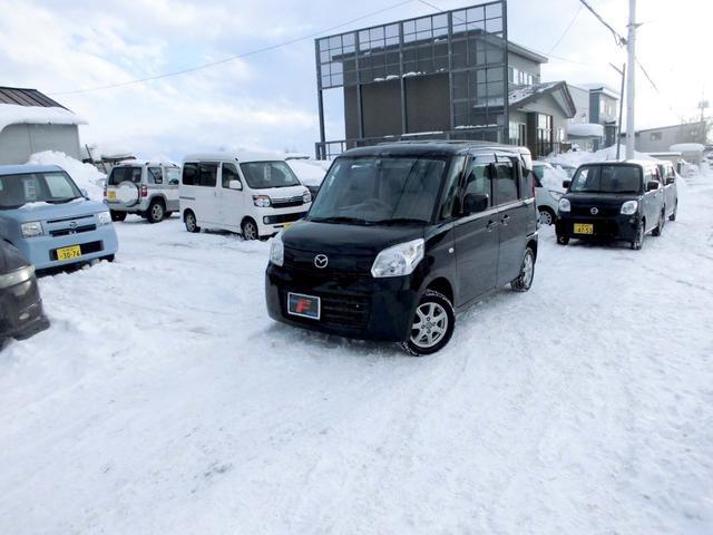 マツダ 4WD 電動スライド スマートキー エンスタ ナビTV