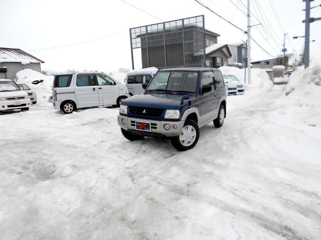 三菱 4WD 660XR