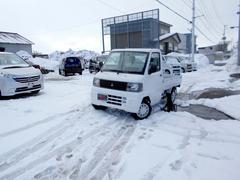 ミニキャブトラック4WD 660Vタイプ 夏冬タイヤ付