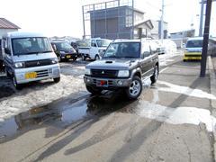 パジェロミニ4WD 660VRターボ ABS 背面タイヤ タイベル交換済