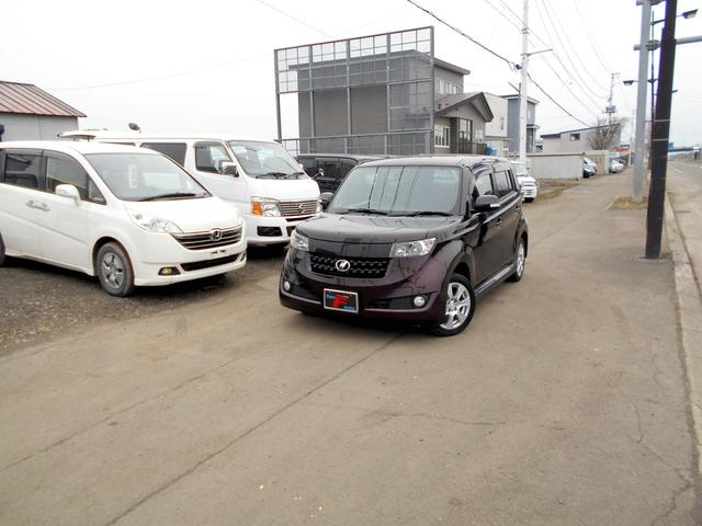 トヨタ 4WD 1.3Zエアロパッケージ HID 修復歴無し 後期型
