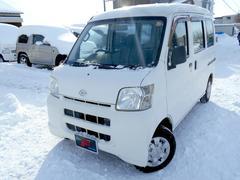 ハイゼットカーゴ4WD 660スペシャル リアヒーター 夏冬タイヤ付