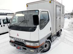 キャンター4WD 2.8ディーゼル 移動販売車 パネルバン