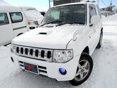 パジェロミニ4WD 660VRターボ リアスポ タイベル交換済