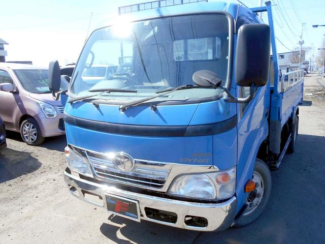 トヨタ 切替式4WD 4.0DT 2トン セミロングフルジャストロー