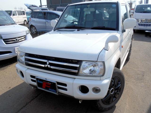 三菱 4WD 660XR ABS
