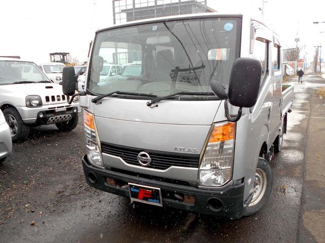 日産 4WD 3.0DT フルスーパーローDX 夏冬タイヤ付 6人