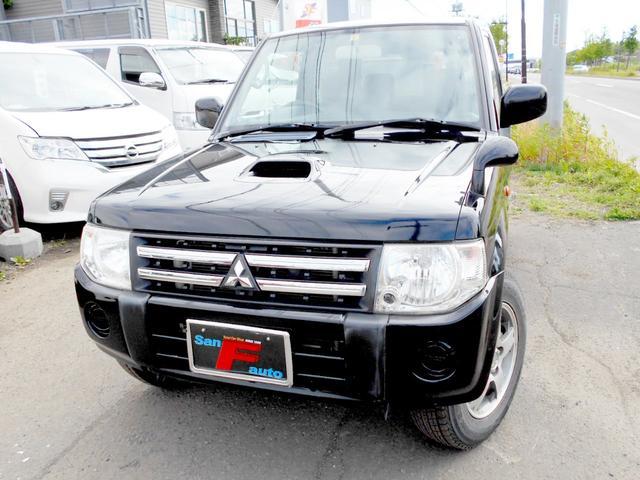 三菱 4WD VRターボ タイベル交換済