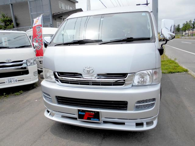 4WD  2.7DX 寒冷地仕様 リアクーラー&ヒーター