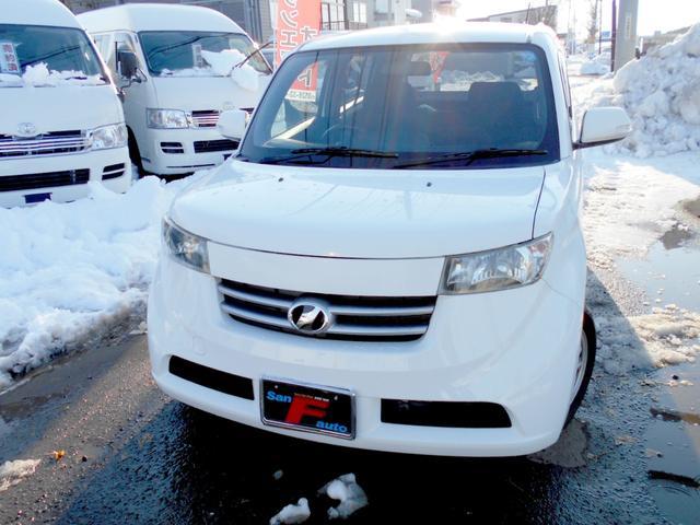 トヨタ S ガーネットエディション 4WD 1.3 走行35000キロ 夏冬タイヤ付