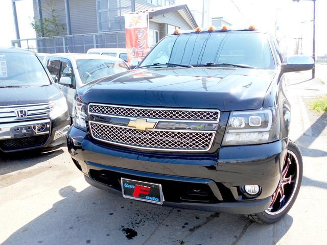 「シボレー」「シボレータホ」「SUV・クロカン」「北海道」の中古車