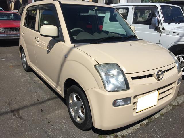マツダ GII 4WD オートマ