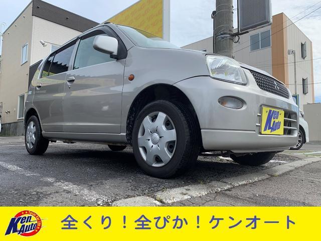三菱 ヴォイス 4WD キーレス シートヒーターETC 夏冬タイヤ