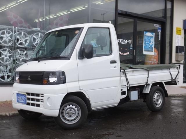 三菱 ミニキャブトラック Vタイプ 4WD マニュアル5速 ライトレベライザー
